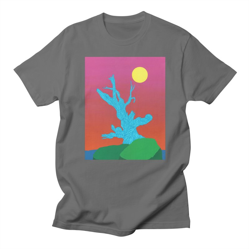 Gifting Tree Men's T-Shirt by By the Ash Tree