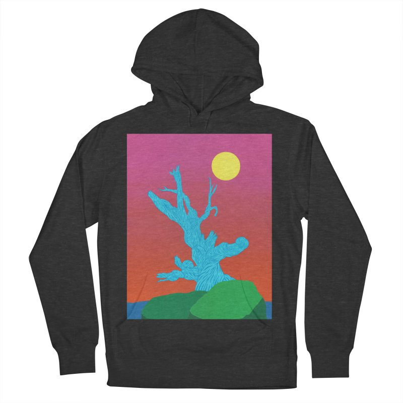 Gifting Tree Men's French Terry Pullover Hoody by By the Ash Tree