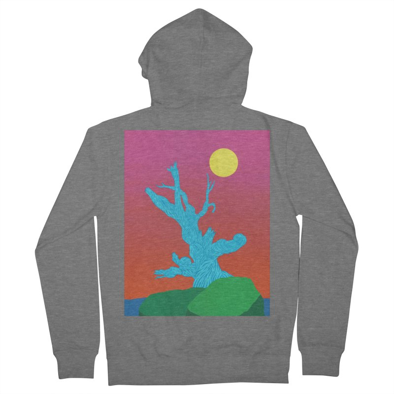 Gifting Tree Women's French Terry Zip-Up Hoody by By the Ash Tree