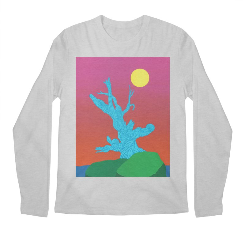 Gifting Tree Men's Regular Longsleeve T-Shirt by By the Ash Tree