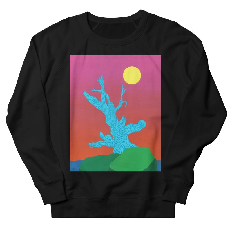 Gifting Tree Men's French Terry Sweatshirt by By the Ash Tree