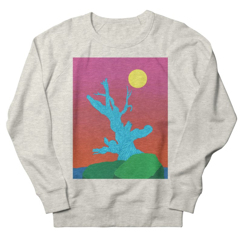 Gifting Tree Men's Sweatshirt by By the Ash Tree