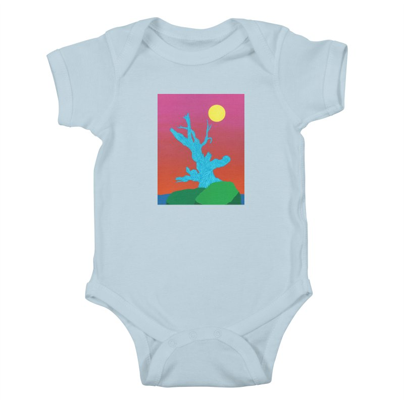Gifting Tree Kids Baby Bodysuit by By the Ash Tree