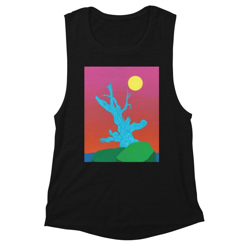 Gifting Tree Women's Tank by By the Ash Tree