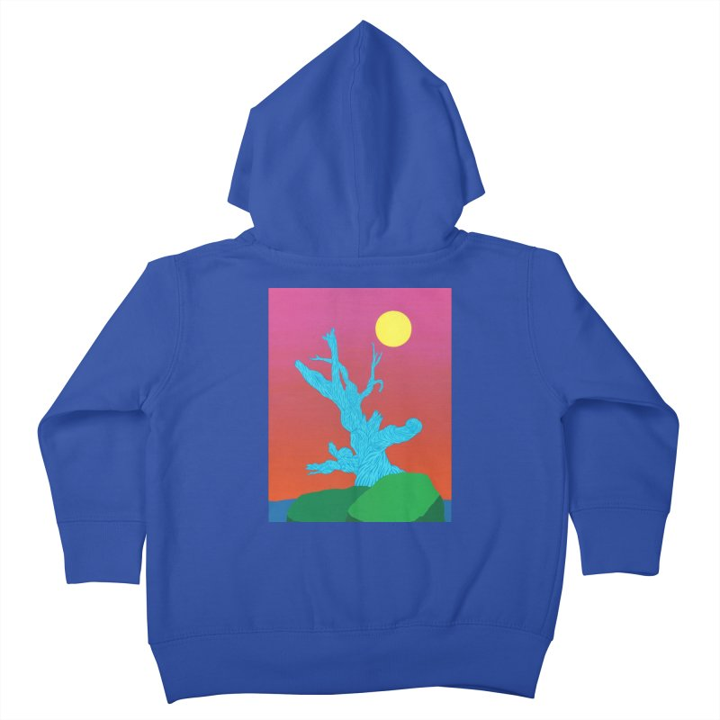 Gifting Tree Kids Toddler Zip-Up Hoody by By the Ash Tree