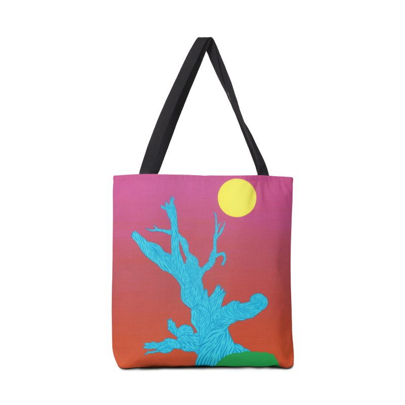 Gifting Tree Accessories Tote Bag Bag by By the Ash Tree