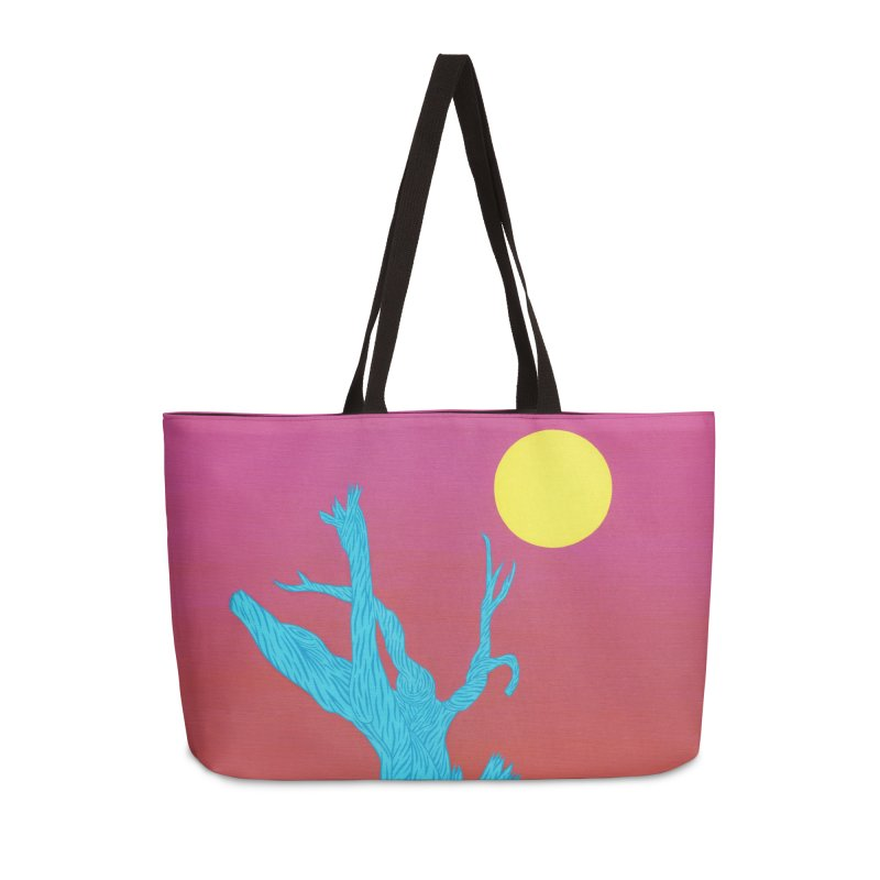 Gifting Tree Accessories Weekender Bag Bag by By the Ash Tree