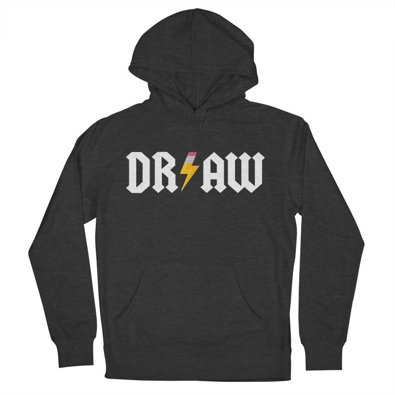 DR/AW Women's French Terry Pullover Hoody by Byway Design