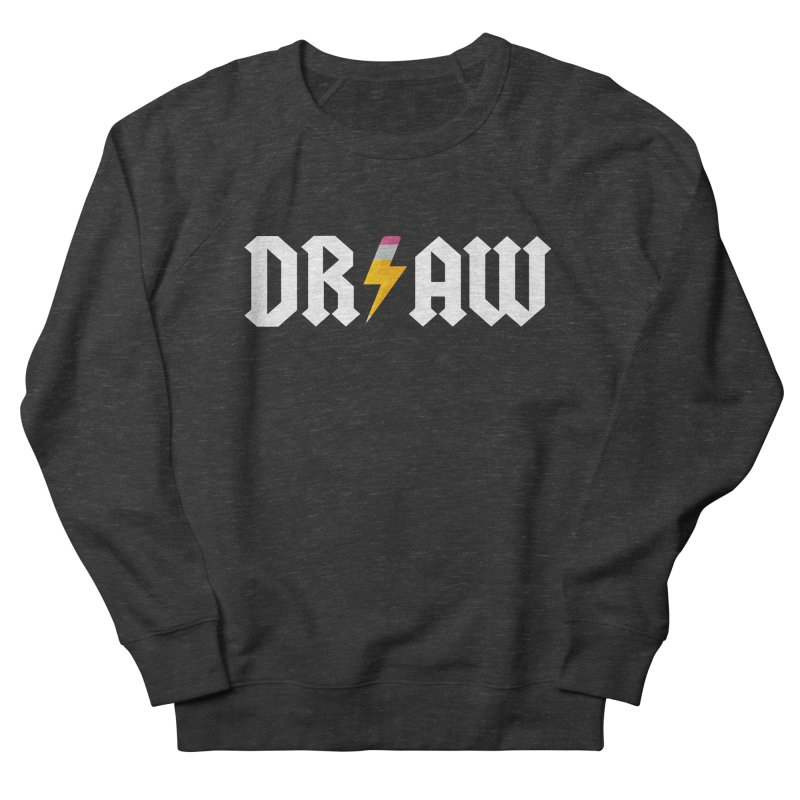 DR/AW Men's Sweatshirt by Byway Design