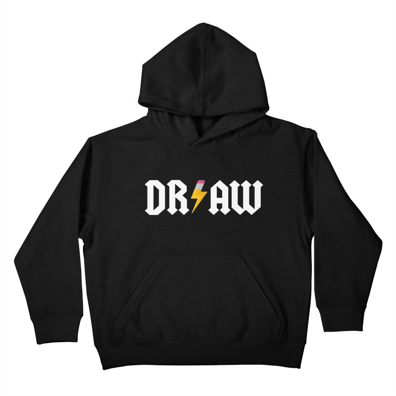 DR/AW Kids Pullover Hoody by Byway Design