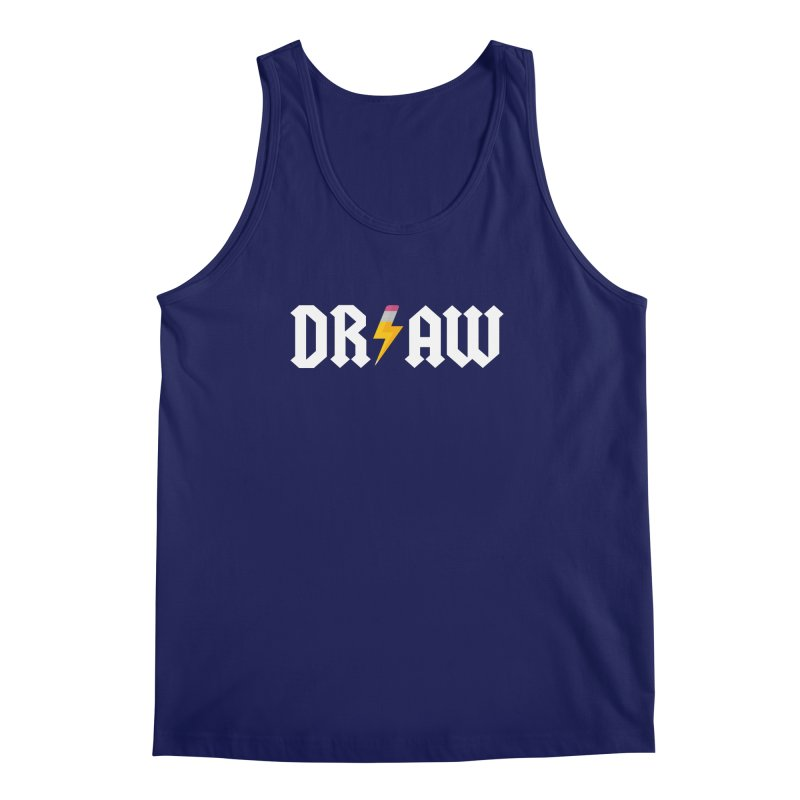 DR/AW Men's Tank by Byway Design
