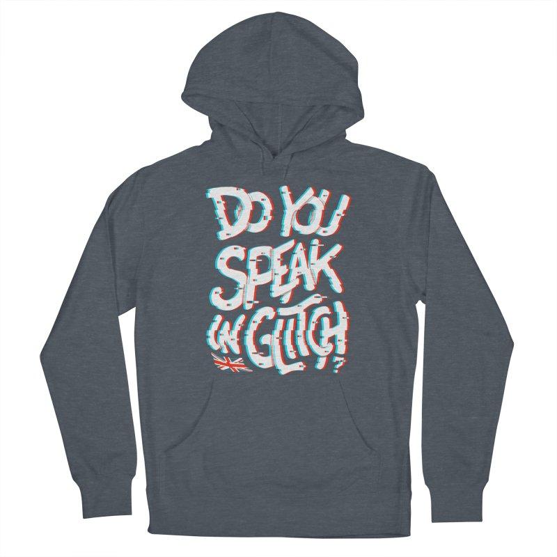 Do You Speak In Glitch Women's Pullover Hoody by c0y0te7's Artist Shop