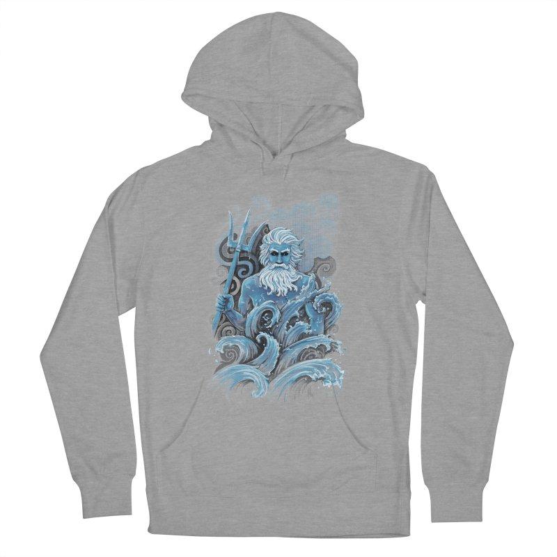Poseidon Women's Pullover Hoody by c0y0te7's Artist Shop