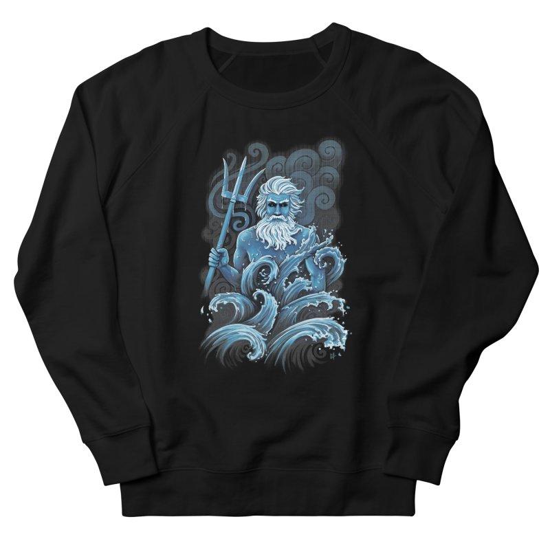 Poseidon Women's Sweatshirt by c0y0te7's Artist Shop