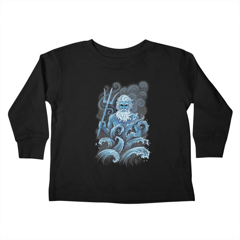 Poseidon   by c0y0te7's Artist Shop