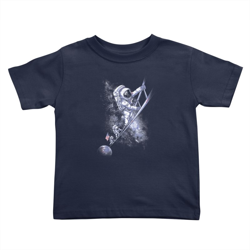 July 1969 Kids Toddler T-Shirt by c0y0te7's Artist Shop