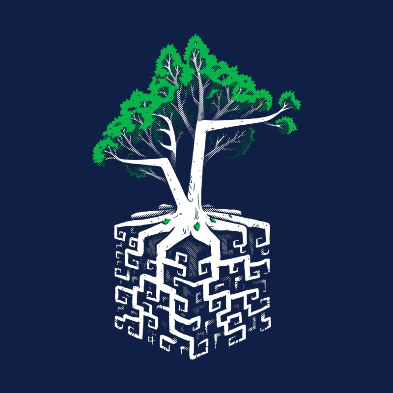 Cube Root by c0y0te7's Artist Shop