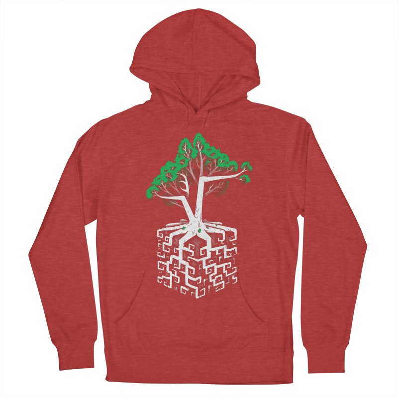 Cube Root Women's Pullover Hoody by c0y0te7's Artist Shop