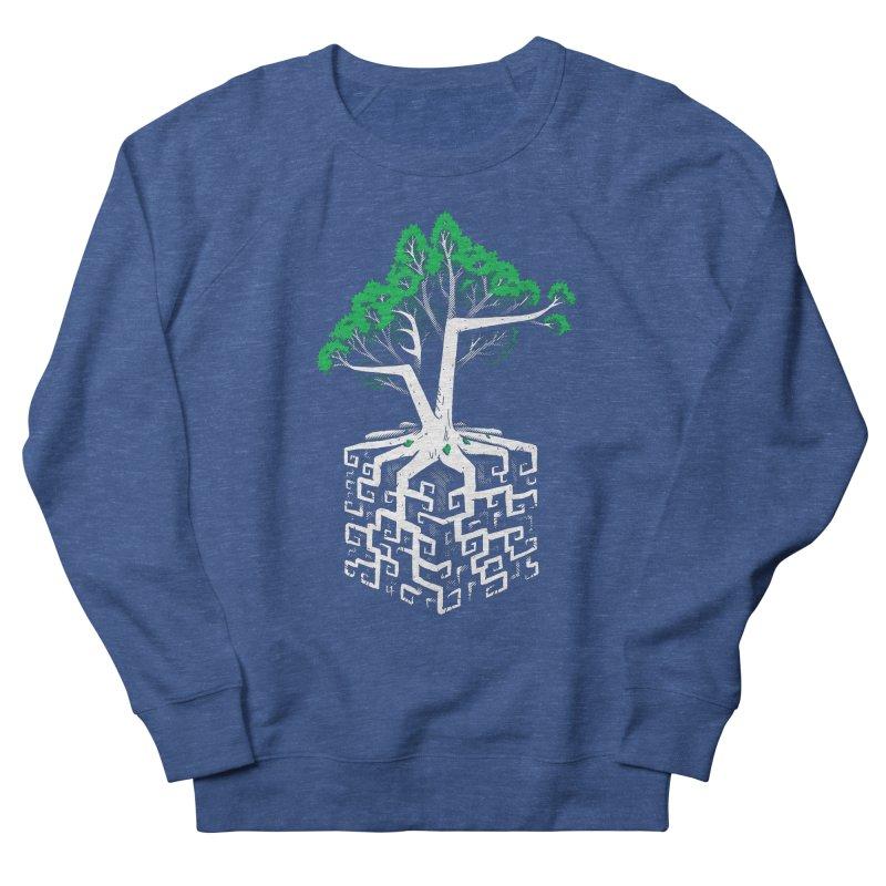 Cube Root Men's Sweatshirt by c0y0te7's Artist Shop