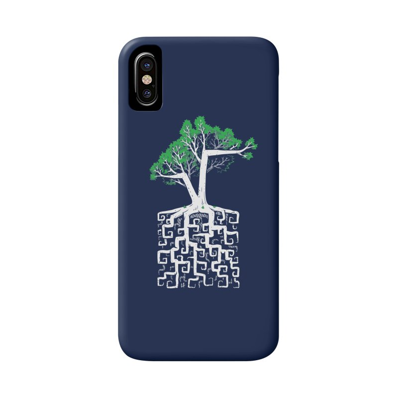 Square Root Accessories Phone Case by c0y0te7's Artist Shop