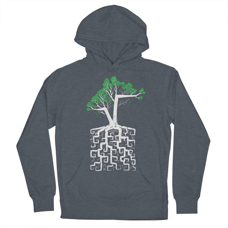 Square Root Men's Pullover Hoody by c0y0te7's Artist Shop