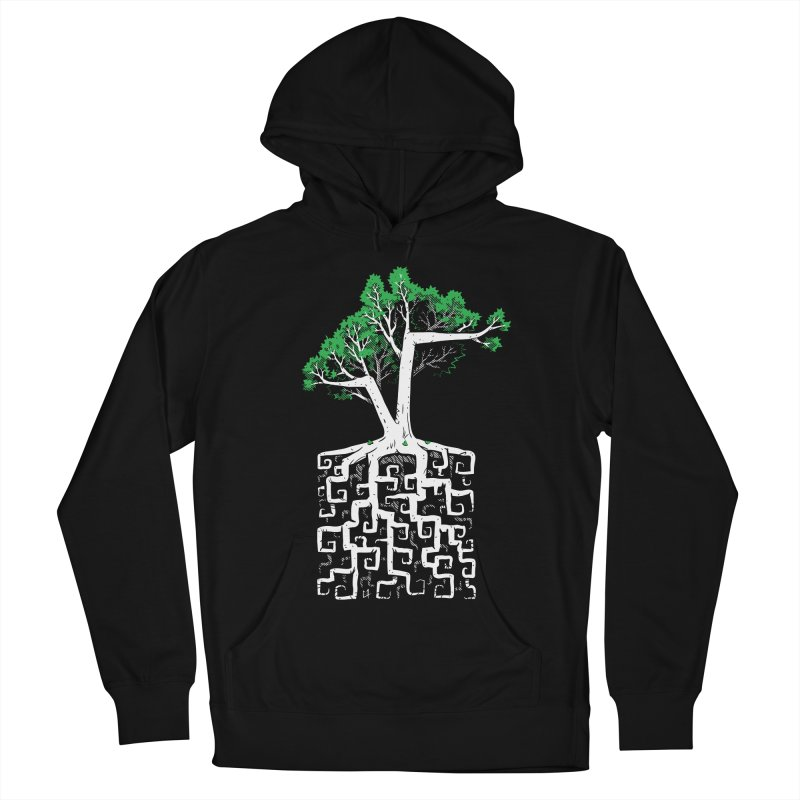 Square Root Men's Pullover Hoody by c0y0te7's Artist Shop