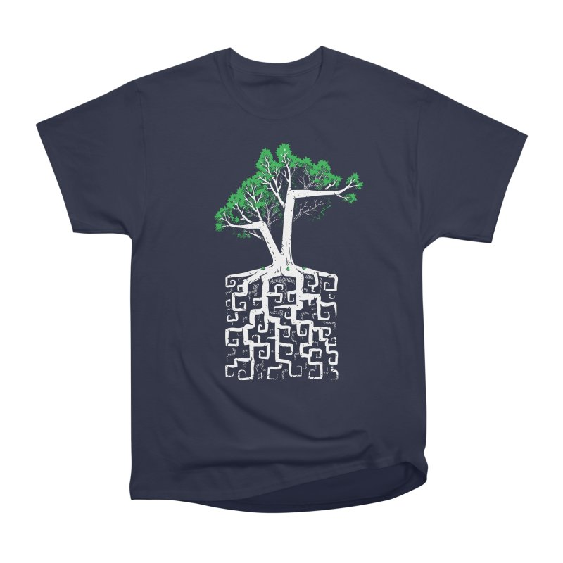 Square Root Men's Classic T-Shirt by c0y0te7's Artist Shop