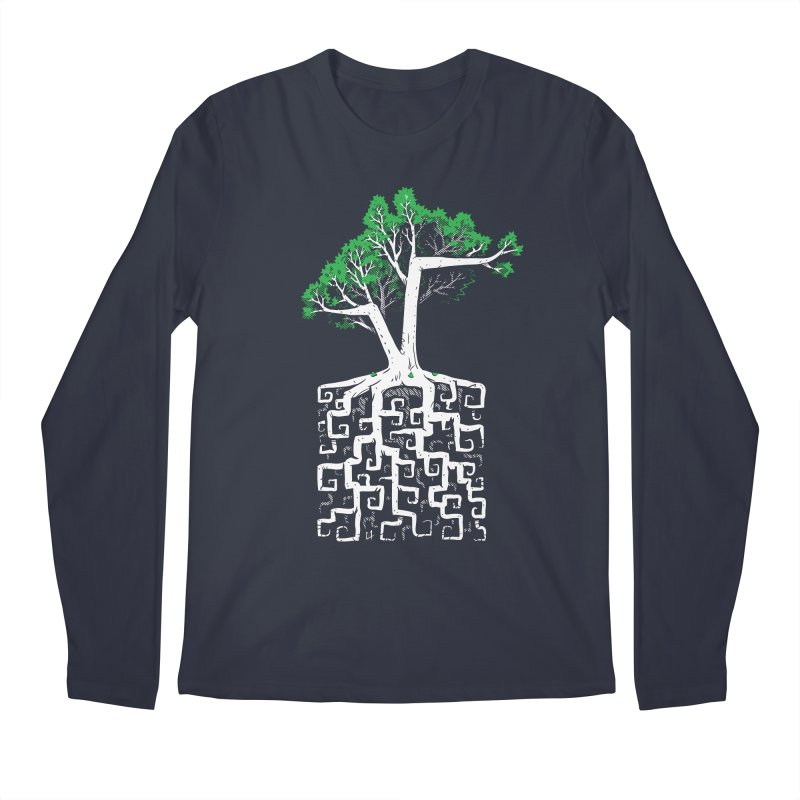 Square Root Men's Longsleeve T-Shirt by c0y0te7's Artist Shop