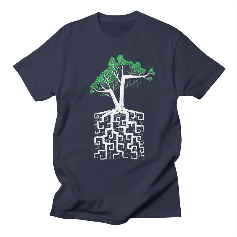 Square Root Men's T-shirt by c0y0te7's Artist Shop