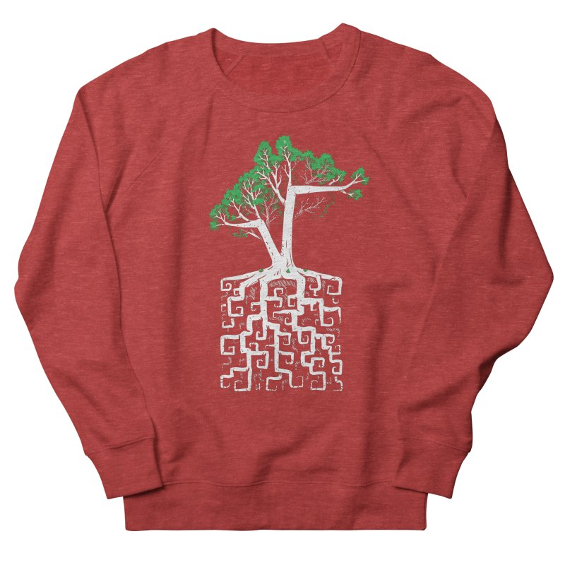 Square Root Men's Sweatshirt by c0y0te7's Artist Shop