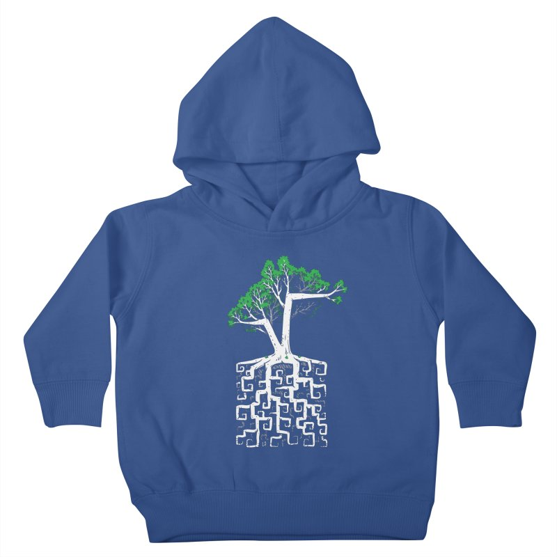 Square Root Kids Toddler Pullover Hoody by c0y0te7's Artist Shop