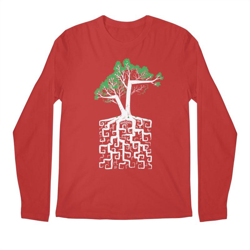 Square Root Men's Longsleeve T-Shirt by c0y0te7's Artist Shop