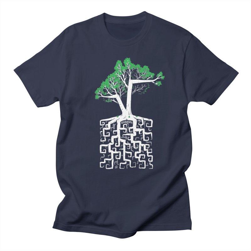 Square Root Men's T-Shirt by c0y0te7's Artist Shop