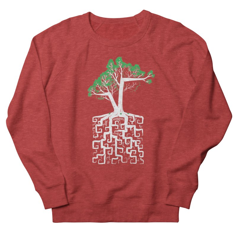 Square Root Men's Sweatshirt by c0y0te7's Artist Shop