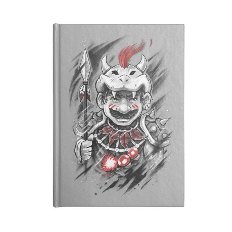 Wild Mario Accessories Notebook by c0y0te7's Artist Shop