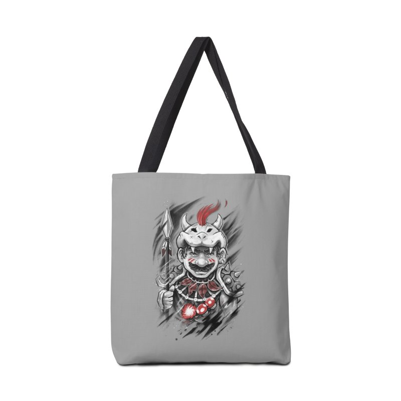 Wild Mario Accessories Bag by c0y0te7's Artist Shop