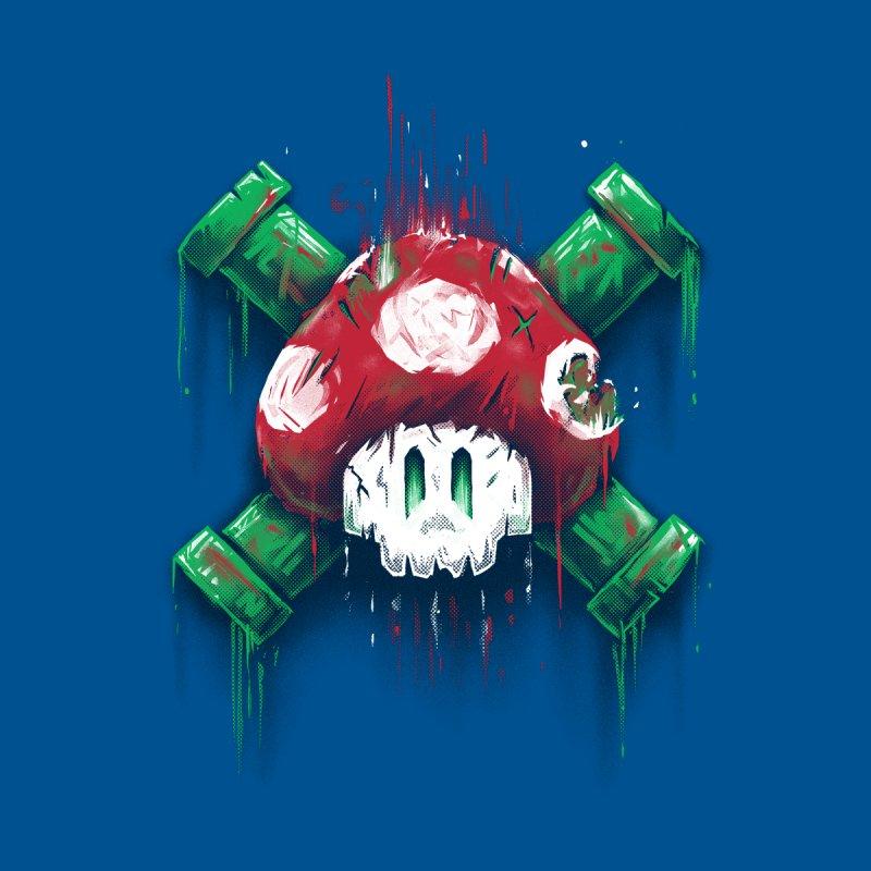Mushroom Skull by c0y0te7's Artist Shop