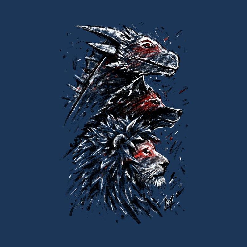 Dragon Wolf Lion by c0y0te7's Artist Shop
