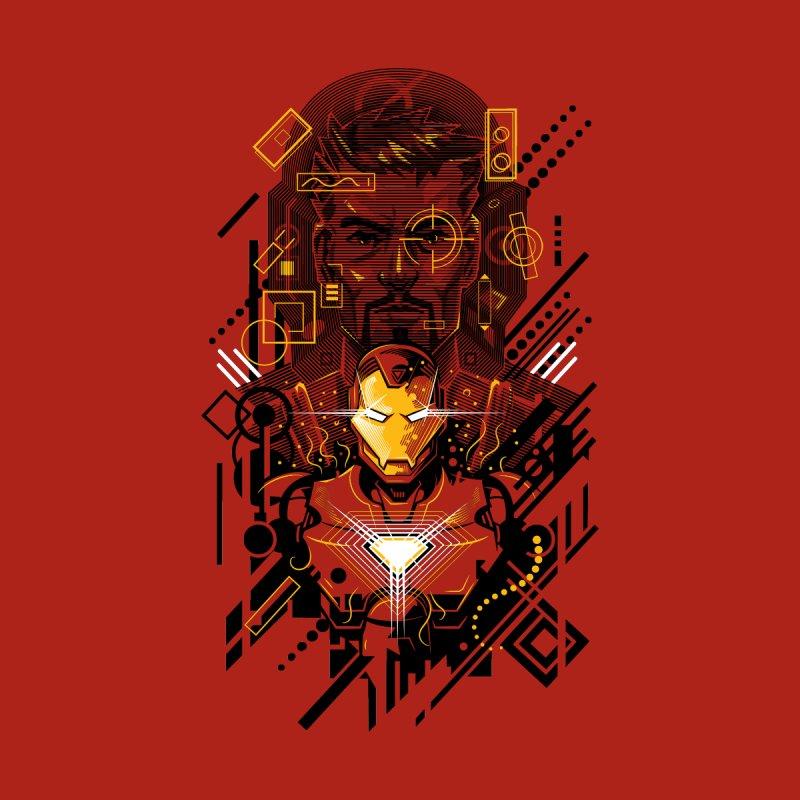 Man Under Iron by c0y0te7's Artist Shop