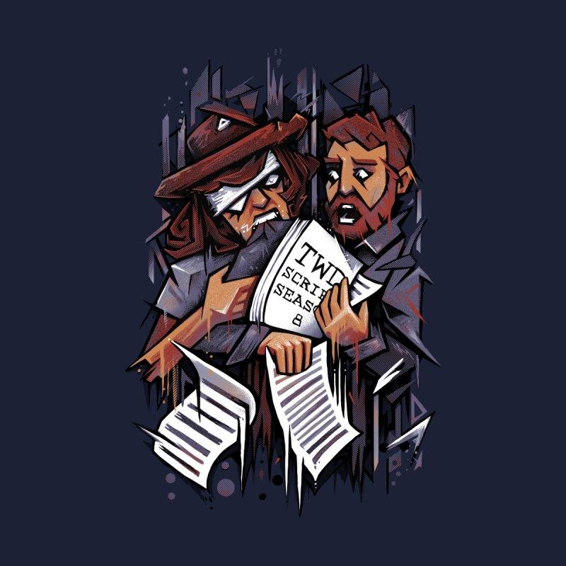 Zombie Carl VS Showrunner by c0y0te7's Artist Shop