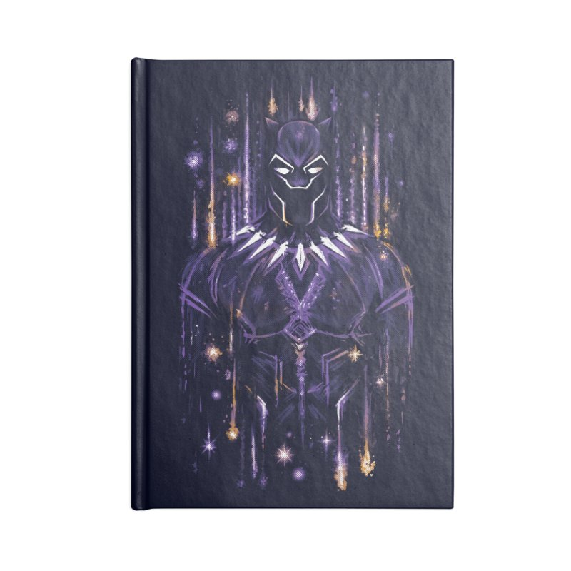 Bright Panther Accessories Notebook by c0y0te7's Artist Shop