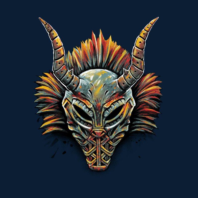 Killmonger Tribal Mask by c0y0te7's Artist Shop