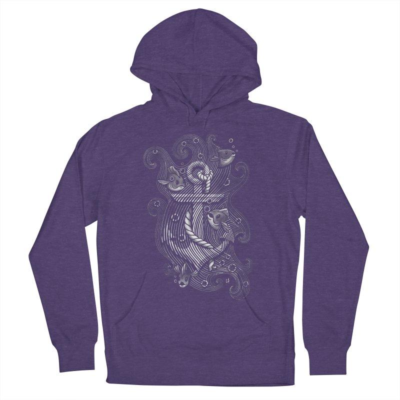 Lost Anchor Women's Pullover Hoody by c0y0te7's Artist Shop