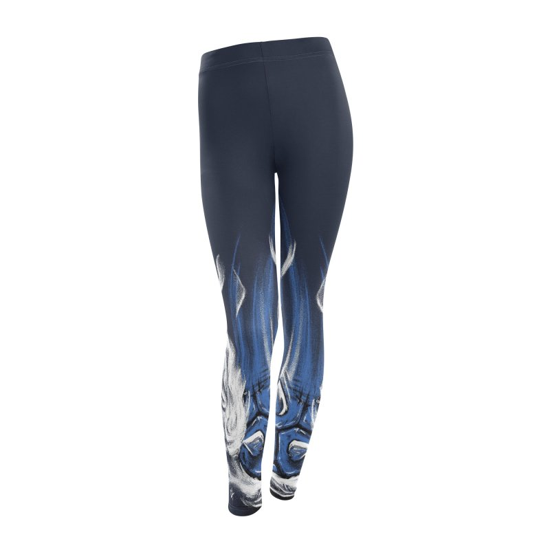 Blue Shell Attack Women's Bottoms by c0y0te7's Artist Shop
