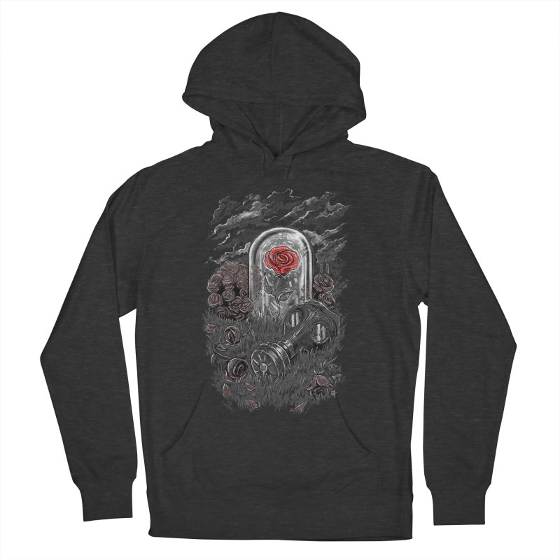 The Last Flower On Earth Men's Pullover Hoody by c0y0te7's Artist Shop