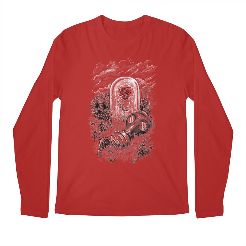 The Last Flower On Earth Men's Longsleeve T-Shirt by c0y0te7's Artist Shop