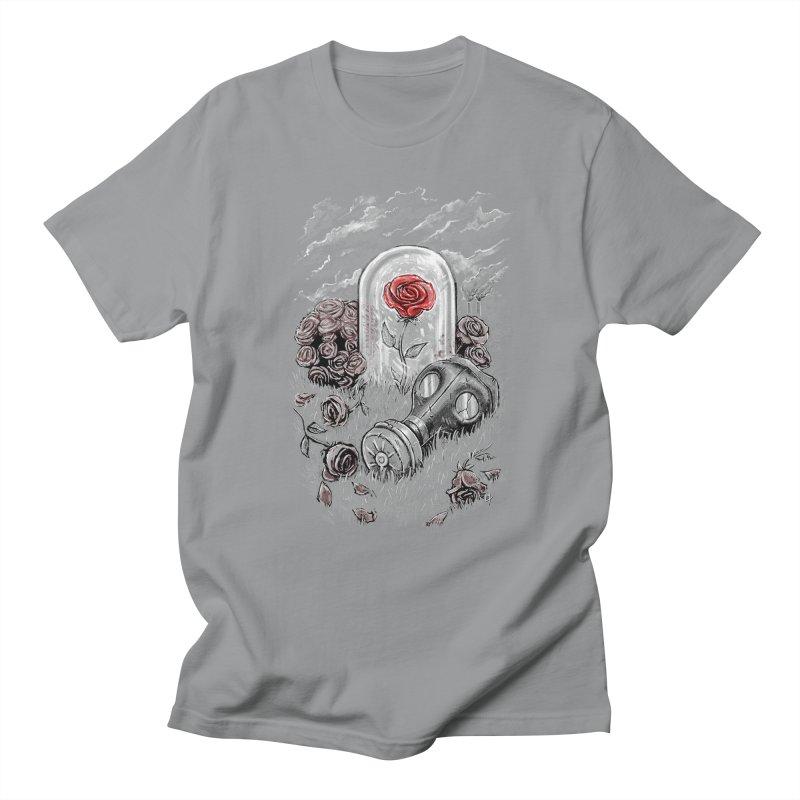 The Last Flower On Earth Men's T-shirt by c0y0te7's Artist Shop