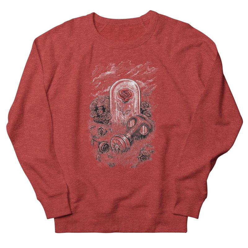 The Last Flower On Earth Women's Sweatshirt by c0y0te7's Artist Shop