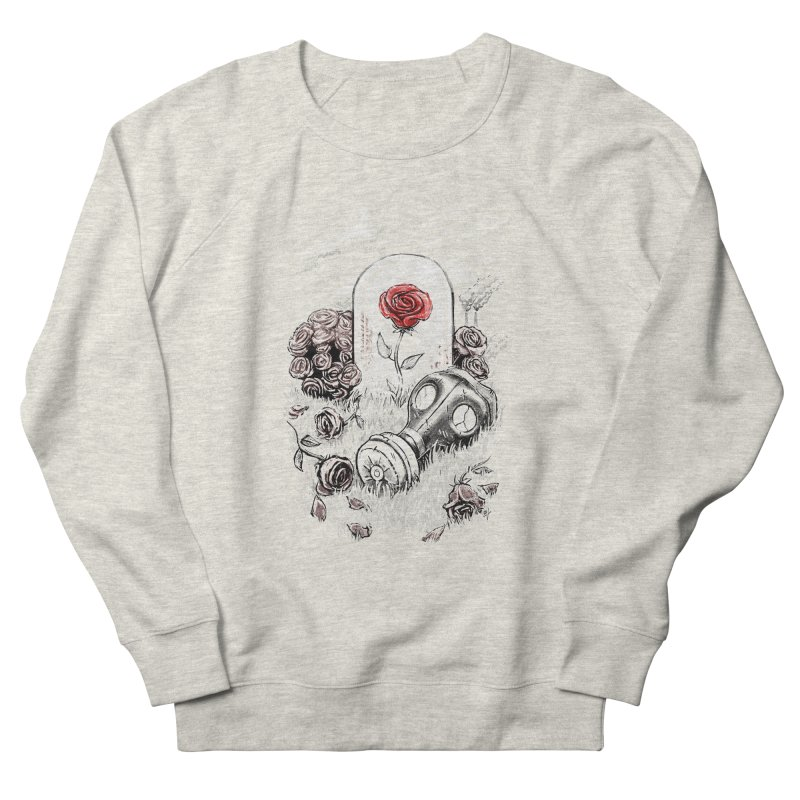 The Last Flower On Earth Men's Sweatshirt by c0y0te7's Artist Shop