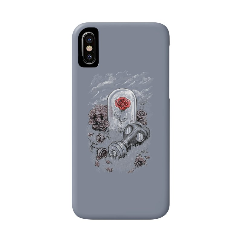 The Last Flower On Earth Accessories Phone Case by c0y0te7's Artist Shop